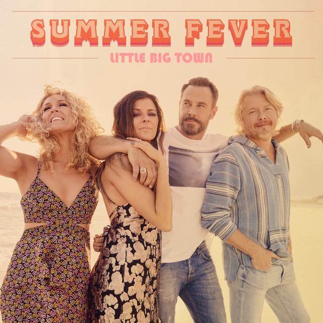 Summer Fever album cover
