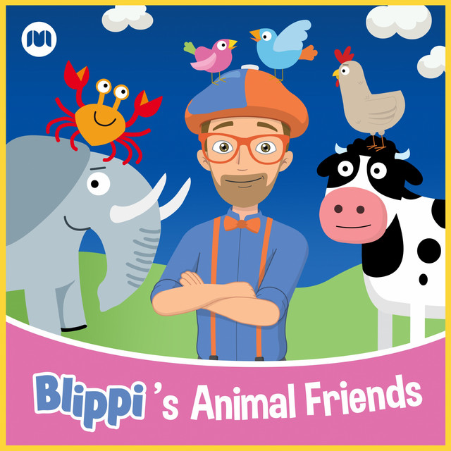Blippi's Animal Friends