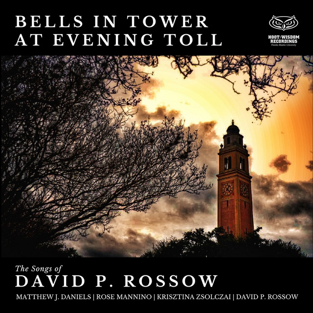 Bells in Tower at Evening Toll