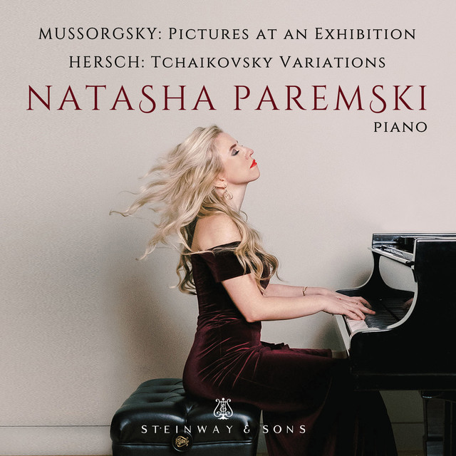 Mussorgsky: Pictures at an Exhibition - Fred Hersch: Variations on a Theme by Tchaikovsky