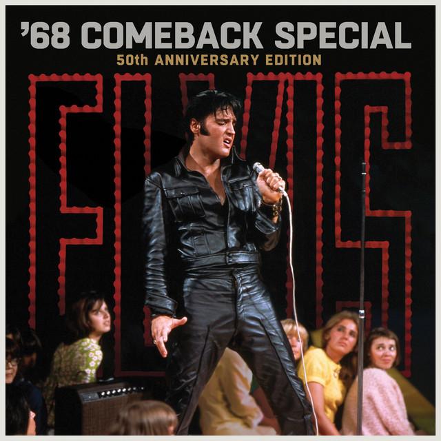 The Elvis Medley album cover