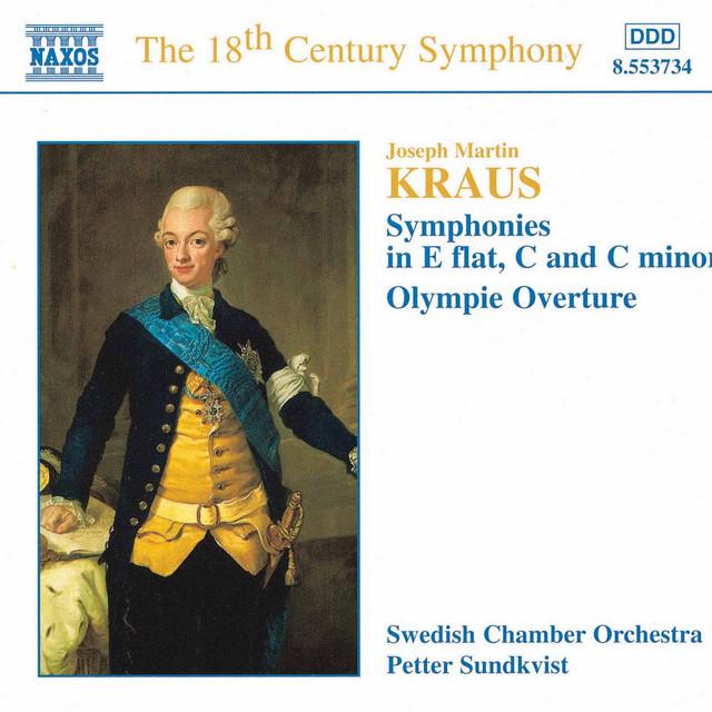 Symphony in E-Flat Major, VB 144: I. Allegro
