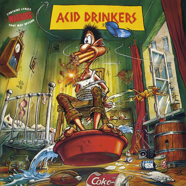 Acid Drinkers - Are You ARebel?
