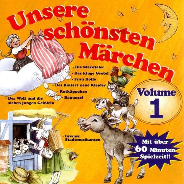 Unsere Schönsten Märchen Volume 1