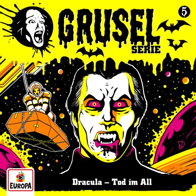 005 - Dracula - Tod im All Cover