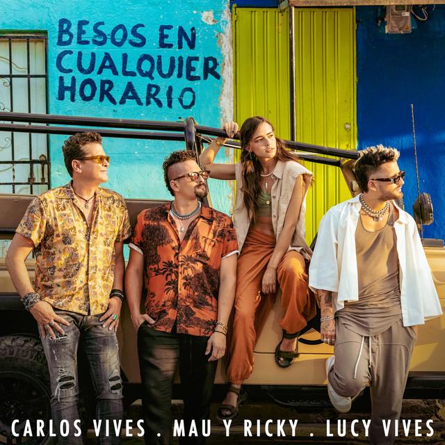 Besos en Cualquier Horario album cover