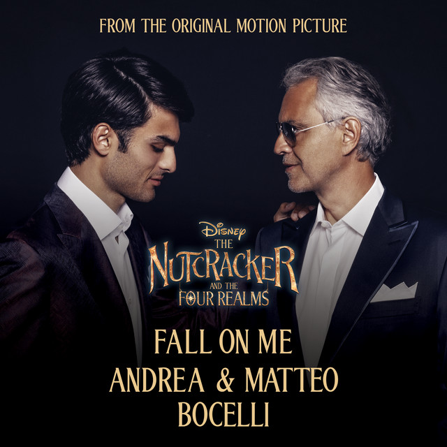 """Fall On Me (From Disney's """"The Nutcracker And The Four Realms"""")"""