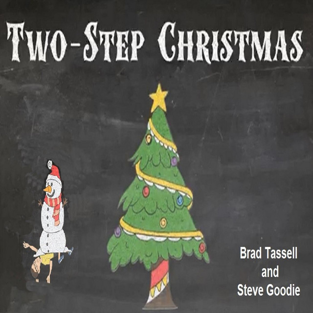Two-Step Christmas by Steve Goodie