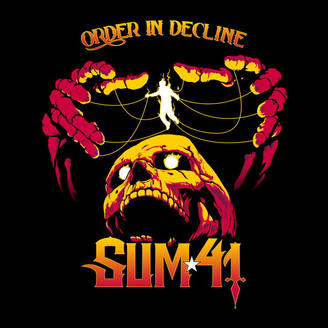 Order In Decline - Out For Blood