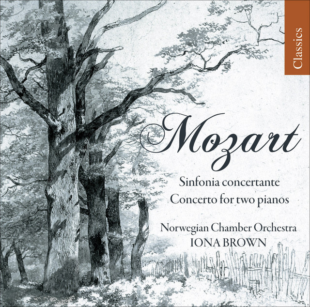 Sinfonia concertante in E-Flat Major, K. 364: I. Allegro maestoso