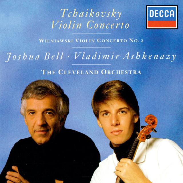 Tchaikovsky: Violin Concerto / Wieniawski: Violin Concerto No. 2