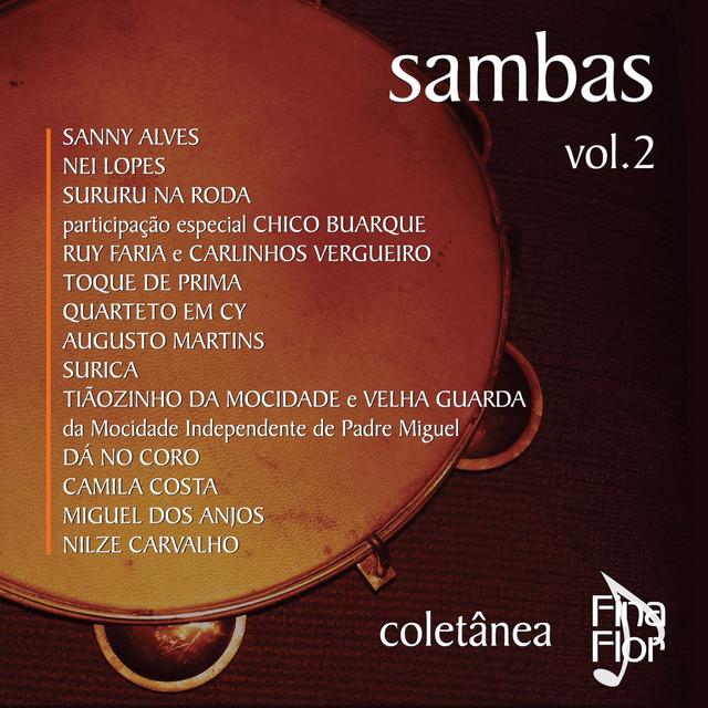 Coletânea Fina Flor Samba, Vol. 2