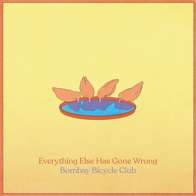 Bombay Bicycle Club Get Up acapella