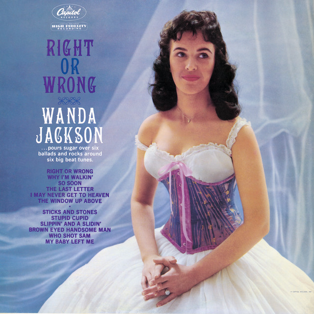 RIght Or Wrong album cover