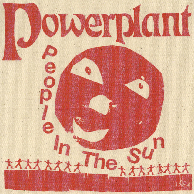 Cover art for Dungen by Powerplant