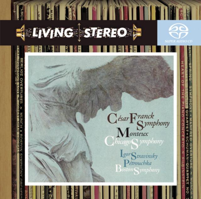 Franck: Symphony in D Minor; Stravinsky: Petrouchka