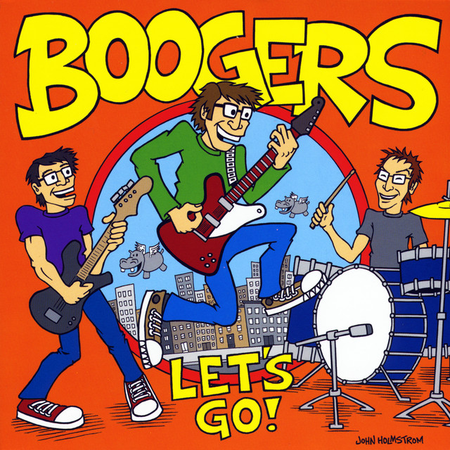 Let's Go! by Boogers