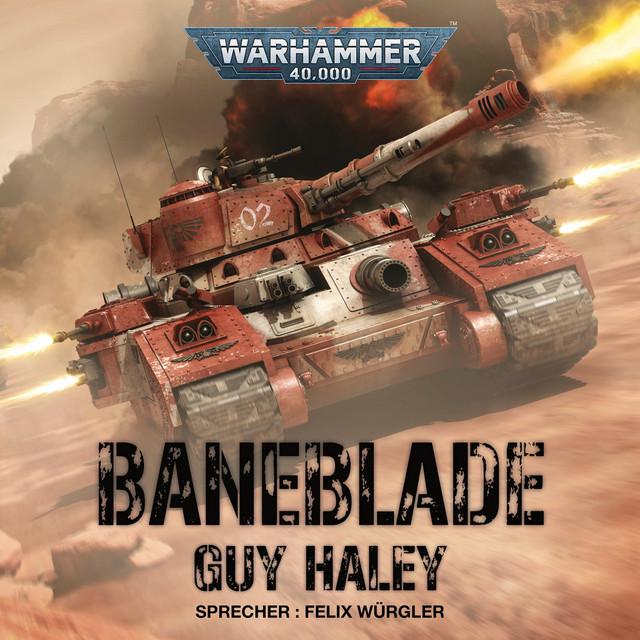 Warhammer 40.000, Baneblade (Ungekürzt)