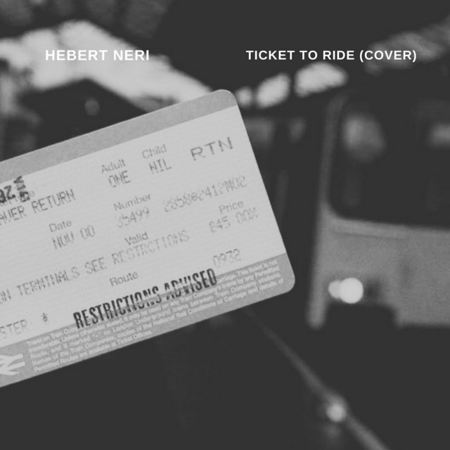 Ticket to Ride (Cover)