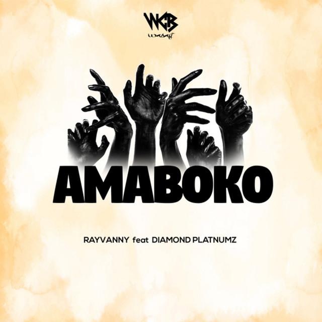 Amaboko (feat. Diamond Platnumz)