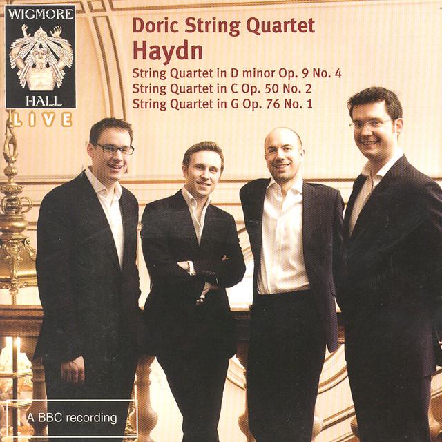 Haydn: Doric String Quartet - Wigmore Hall Live