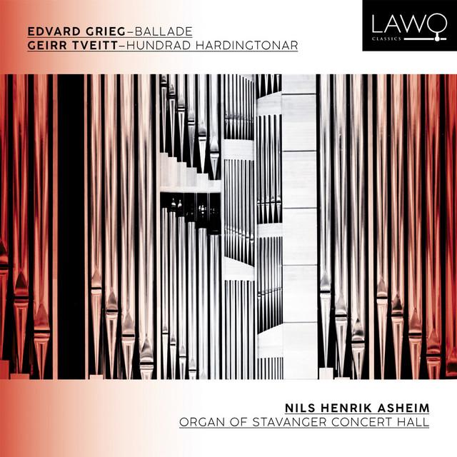 Edvard Grieg: Ballade / Geirr Tveitt: Hundrad Hardingtonar