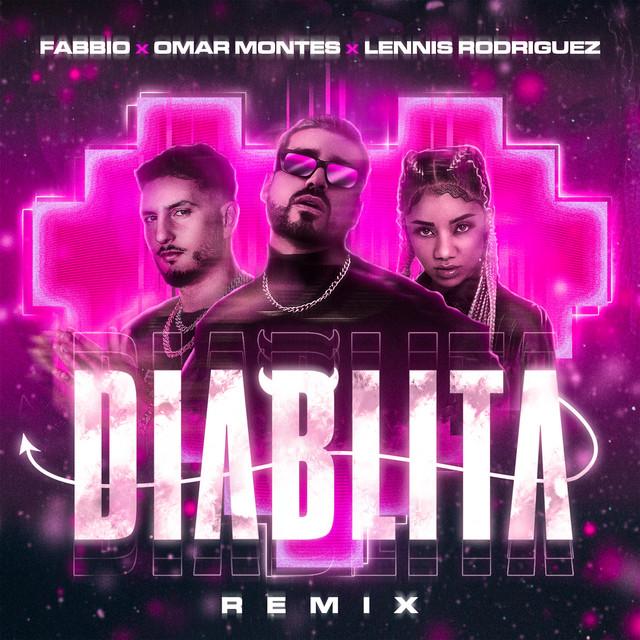 Fabbio, Omar Montes, Lennis Rodriguez, Chus Santana Diablita Remix acapella