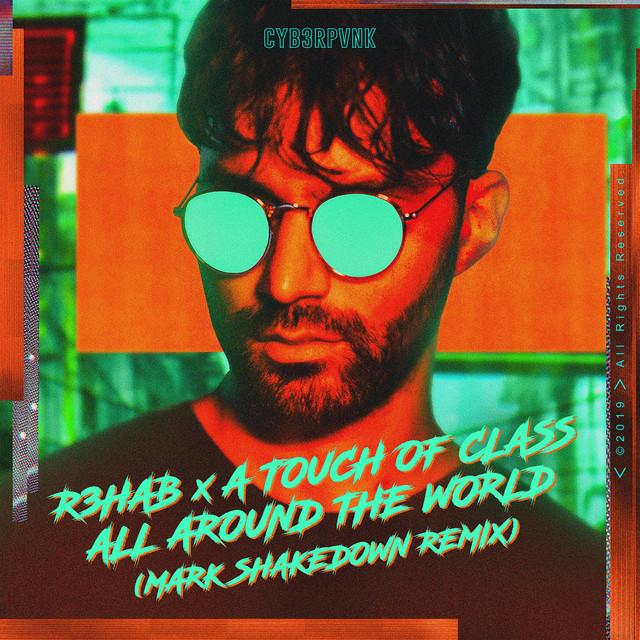 All Round the World (La La La) [Mark Shakedown Remix]