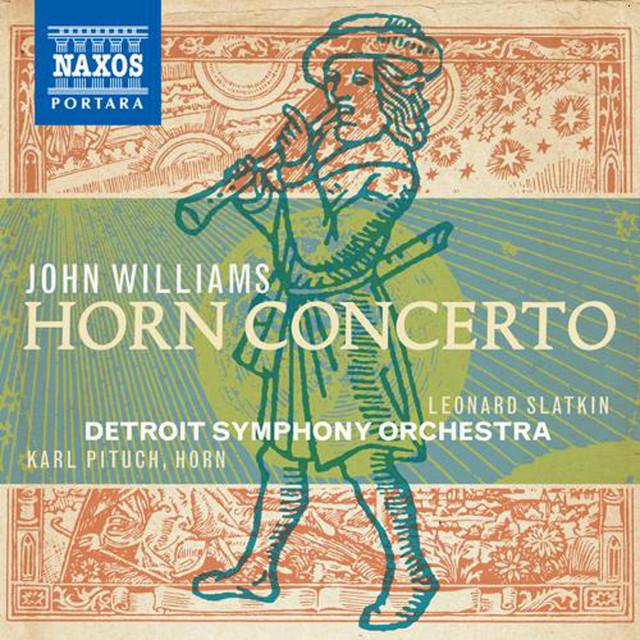 Horn Concerto: I. Angelus: Far far away, like bells … At evening pealing