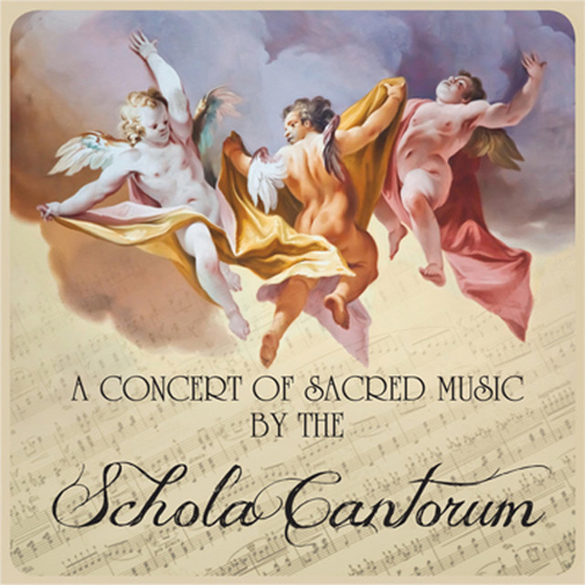 A Concert of Sacred Music
