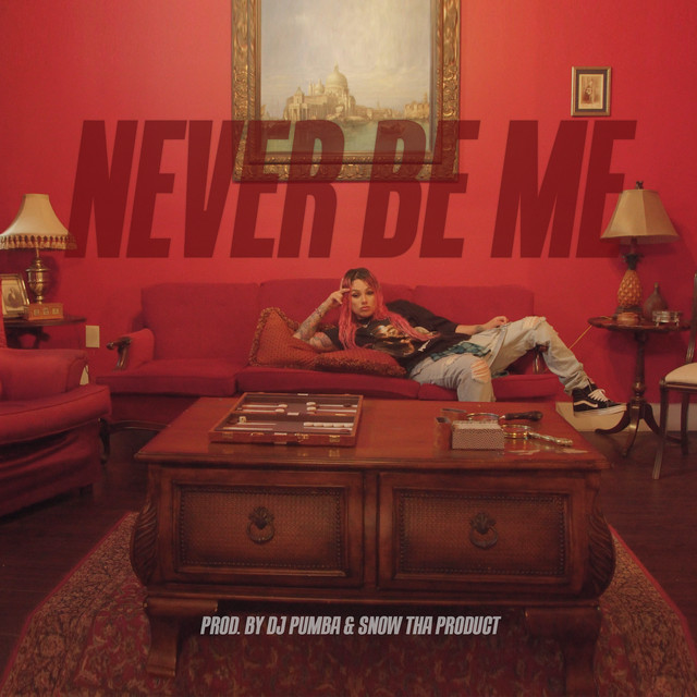 Never Be Me Image