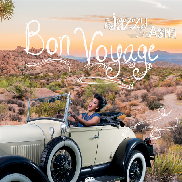 Bon Voyage by Jazzy Ash