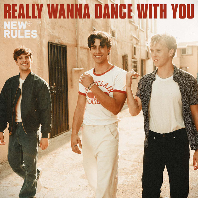 Really Wanna Dance With You