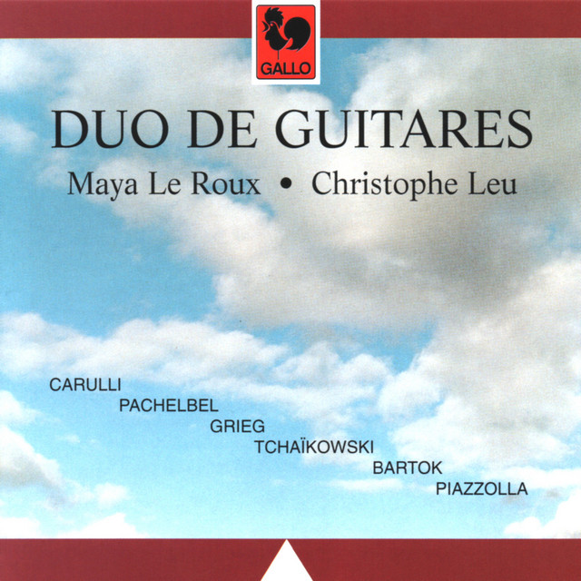 Duo de guitares (Guitar Duo)