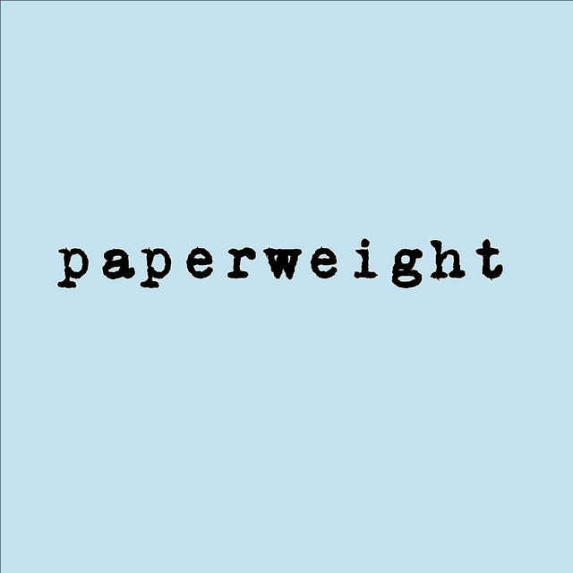 Paperweight by Joshua Radin and Schuyler Fisk