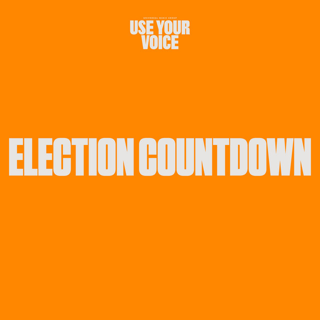 Use Your Voice: Election Countdown