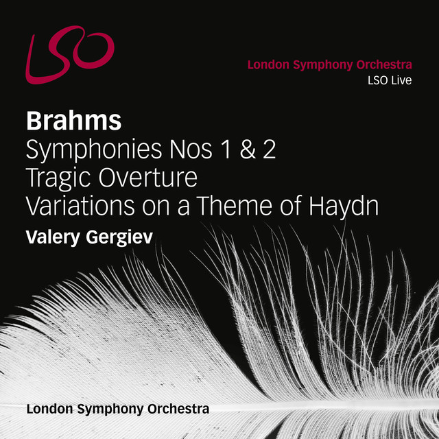 Variations on a Theme of Haydn album cover