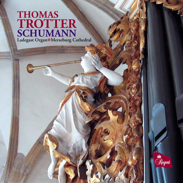 Schumann: Works for Organ or Pedal Piano