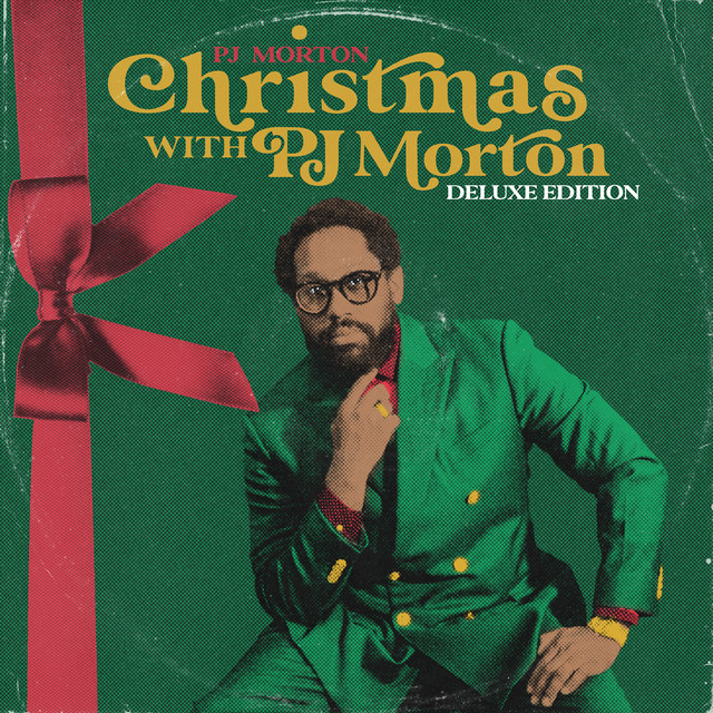 Album cover for Christmas with PJ Morton (Deluxe Edition) by PJ Morton