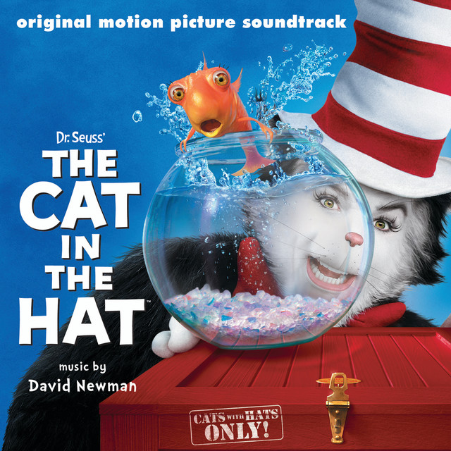 The Cat In The Hat - Official Soundtrack