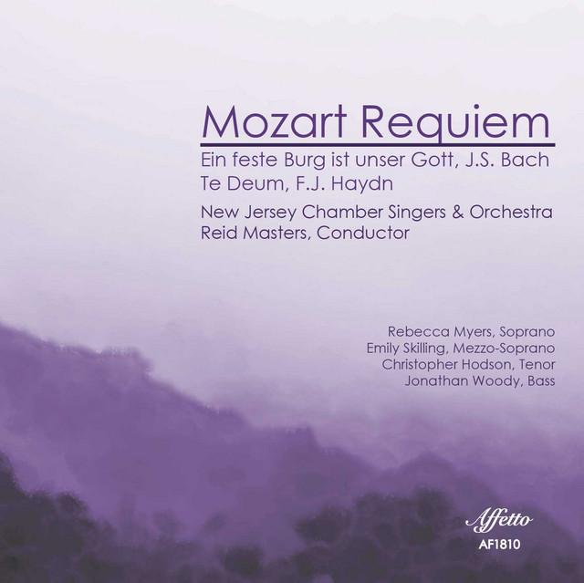 Mozart, Bach & Haydn: Sacred Works (Live)