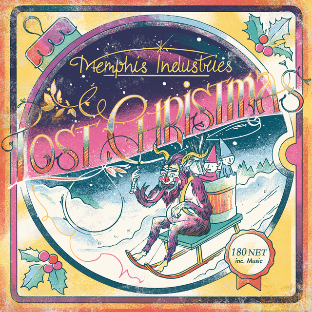 Memphis Industries  Lost Christmas : A Festive Memphis Industries Selection Box :Replay