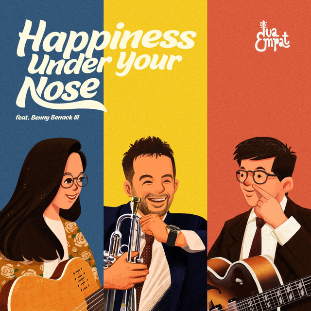 Happiness Under Your Nose