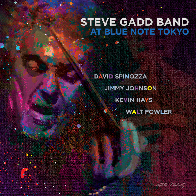 At Blue Note Tokyo (Live)