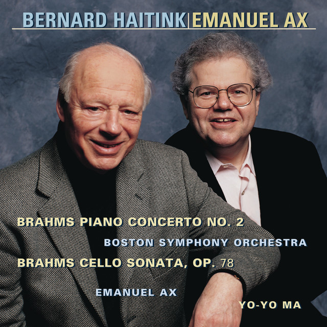 Brahms: Concerto No. 2 for Piano and Orchestra, Op. 83 & Sonata in D Major, Op. 78 (Remastered)