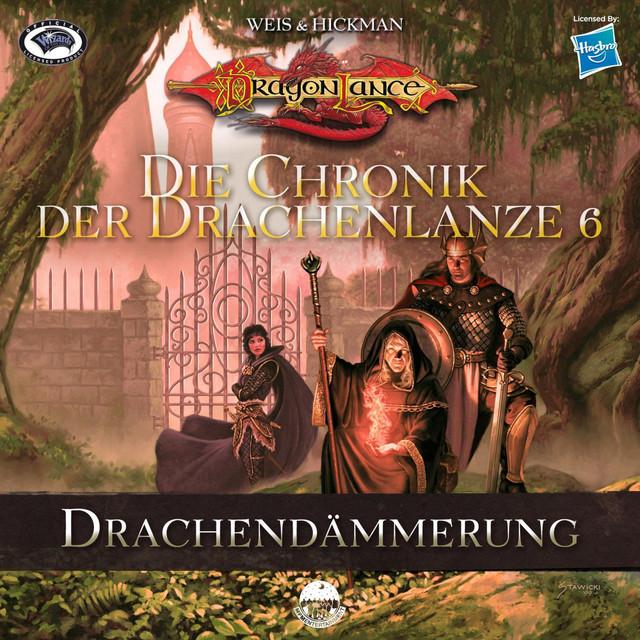 Die Chronik der Drachenlanze 6 - Drachendämmerung Cover