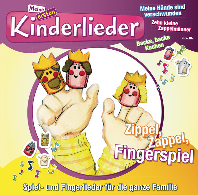 Fingerlein fingerspiel kleine 10 10 kleine
