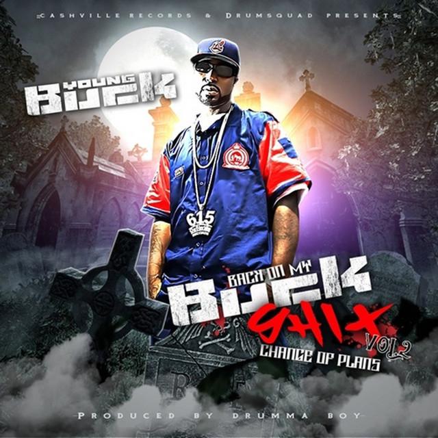 Back On My Buck Shit V2