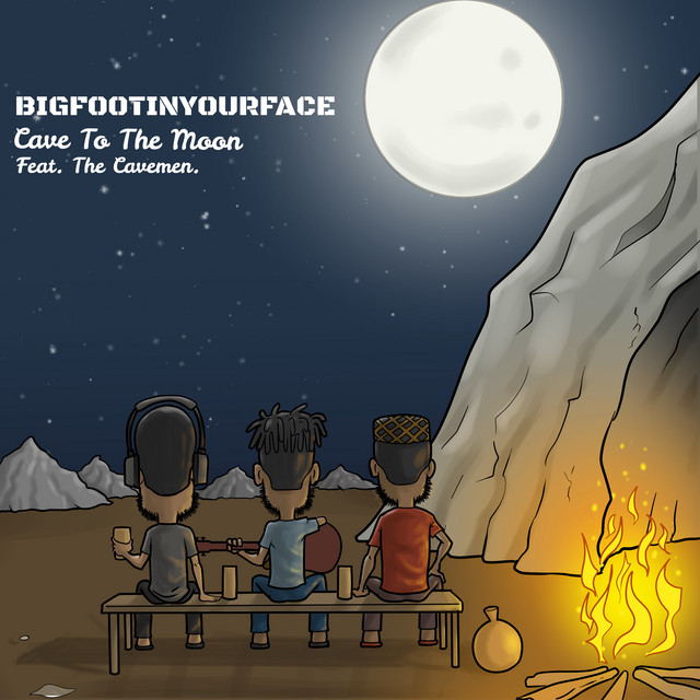 Cave to the Moon (feat. The Cavemen.) Image