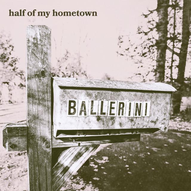 half of my hometown album cover